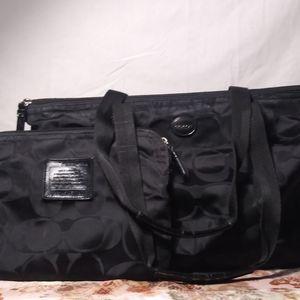 Coach. Tote Bag. Purse